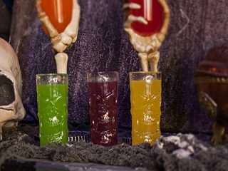Skittles Vodka Halloween Drink - Rezepte und Anleitungen