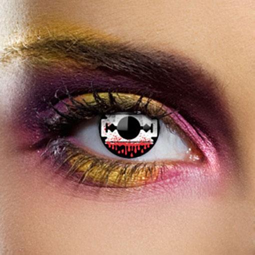 farbige kontaktlinsen was ist zu beachten horror shop. Black Bedroom Furniture Sets. Home Design Ideas