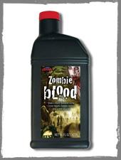 Zombie Kunstblut vom Horror-Shop.com