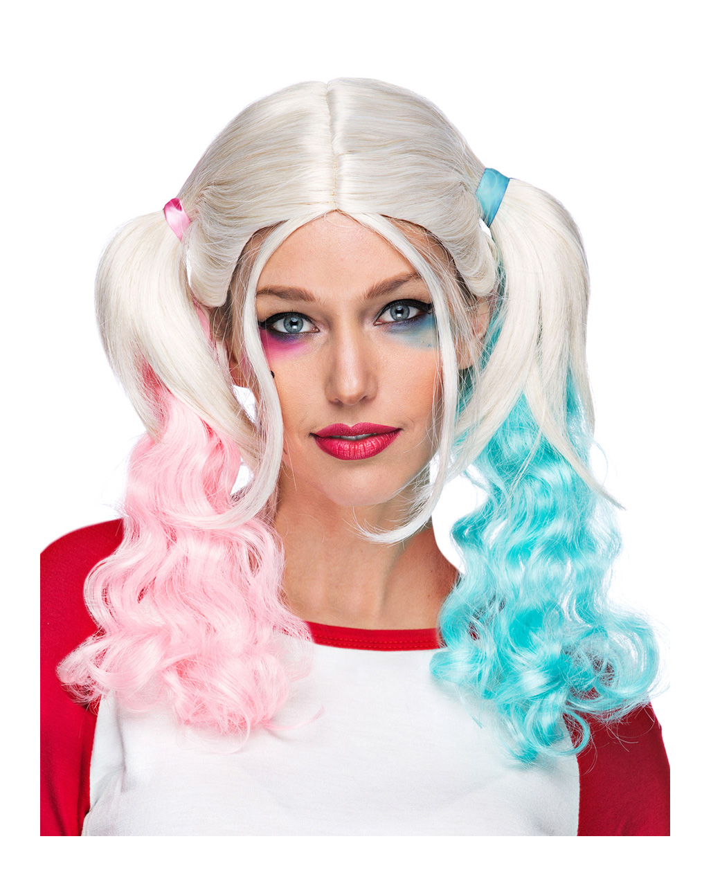 Halloween Schminken Deutsch.Harley Quinn Halloween Cosplay Schminkanleitung Horror Shop Blog