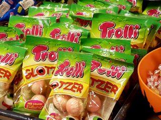 Gesunde Süßigkeiten für Halloween