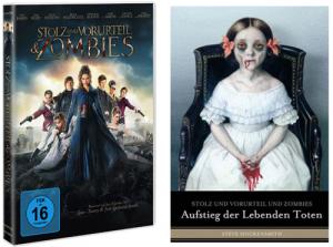 Stolz und Vorurteil & Zombies Gewinnspiel bei Horror-Shop.com