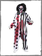 Blutender Clown Kostüm