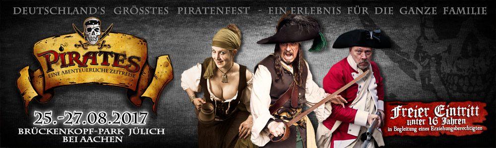 Pirates - eine abenteuerliche Zeitreise Verlosung bei Horror-Shop.com