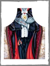 Dracula Kochschürze