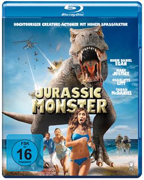 Jurassic Monster Gewinnspiel bei Horror-Shop.com