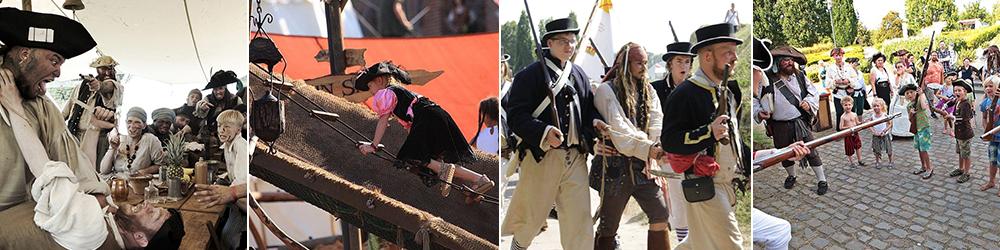 Pirates Festival für die ganze Familie