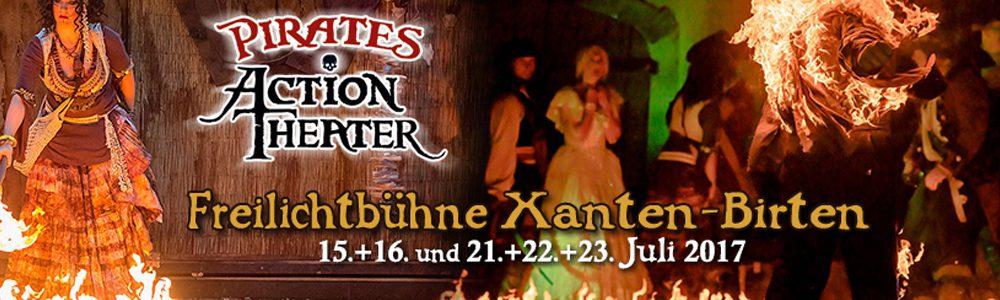 Pirates Action Theater Verlosung bei Horror-Shop.com