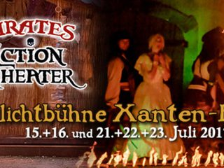 Pirates Action Theater Verlosung bei Horror-Shop.com