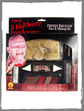 Freddy Krueger Make-up