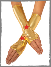 Wonder Woman Armstulpen