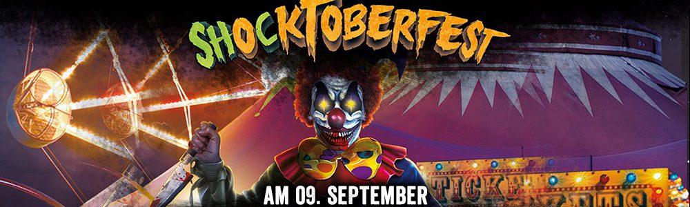 Shocktoberfest im Horror-Shop Superstore