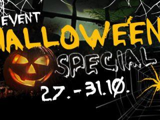 Pullman City Halloween Party
