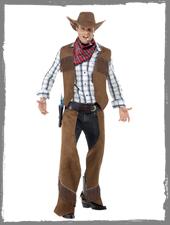 Cowboy Herrenkostüm vom Horror-Shop.com