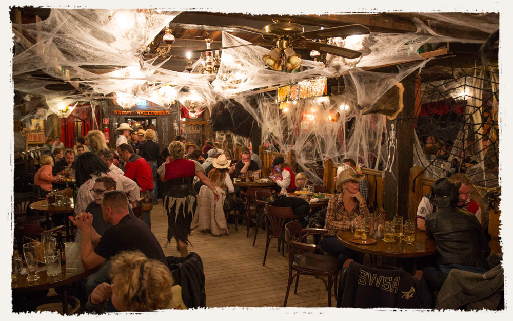 Pullman City Halloween Gewinnspiel