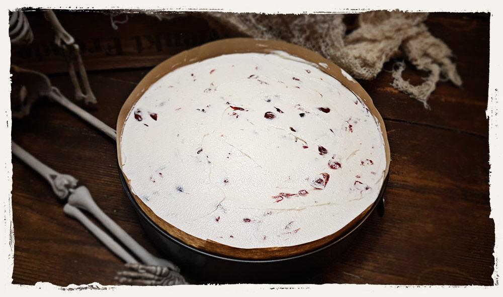 Saw Blutbad Kuchen Rezept - Schritt 7