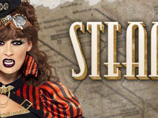 Steampunk Trend zu Halloween