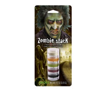 Zombie Make-Up Stack