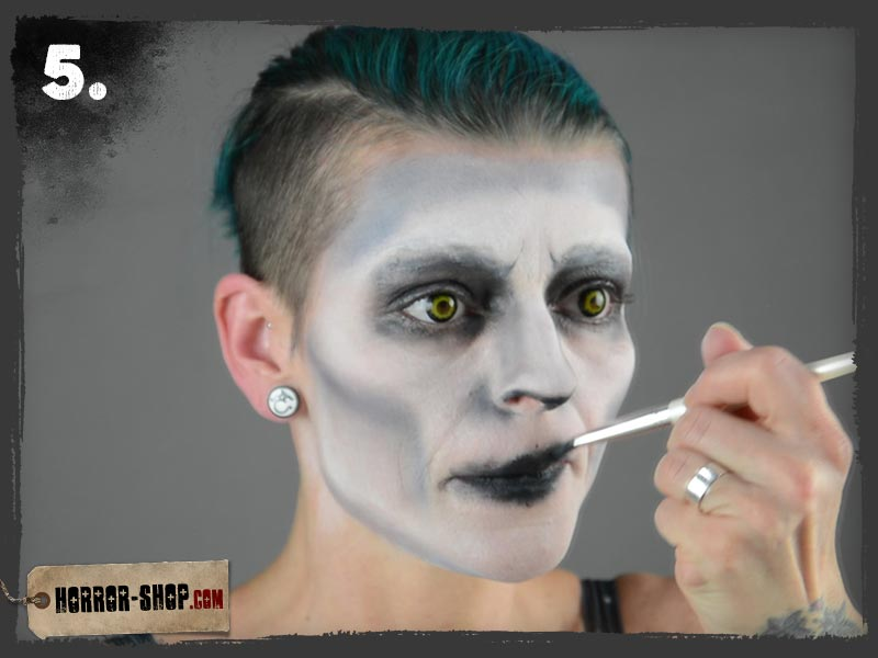 The Nun Schminkanleitung Video Tutorial Horror Shop Com Magazin