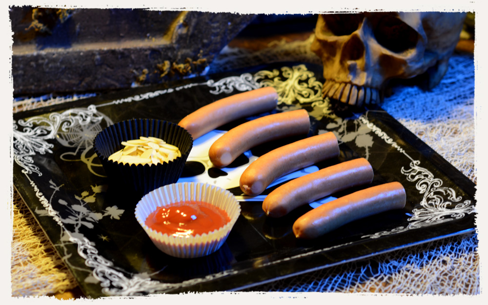 Wiener Finger - Schritt 01
