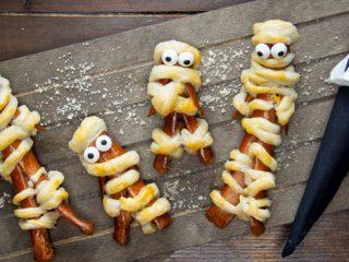 Wiener Mumien mit Augen