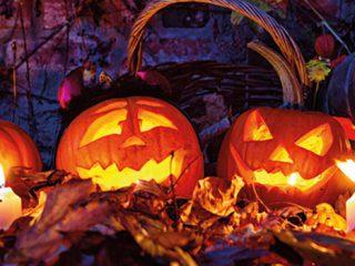 Happy Halloween im Skyline Park