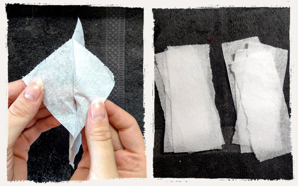 Fantastisch Ratgeber: Wunden Aus Flüssiglatex Und Toilettenpapier