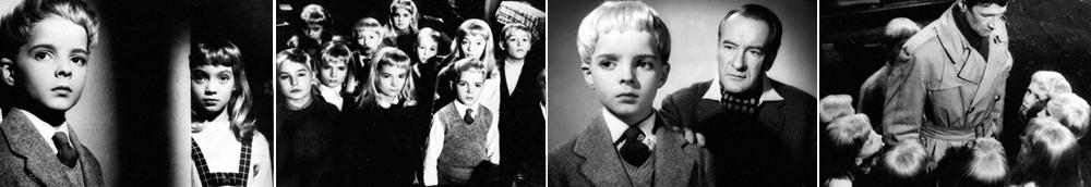 Horrorfilm der 60er: Das Dorf der Verbannten