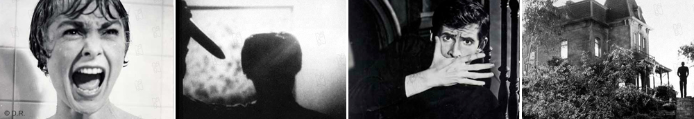 Horrorkultfilm der 60er: Psycho von Alfred Hitchcock