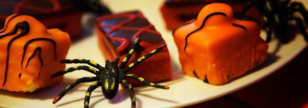 Halloween Kuchen Ideen zum Nachmachen