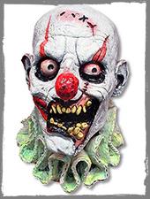 Stitches Clown Maske
