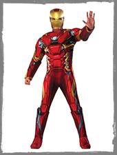 Avenger: Endgame Gewinnspiel Ironman Kostüm
