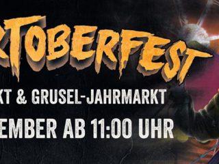 Shocktoberfest 2019 im Horror-Shop Superstore