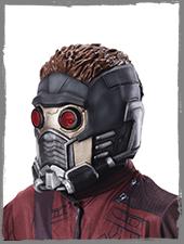 Star Lord Maske von Guardians Of The Galaxy