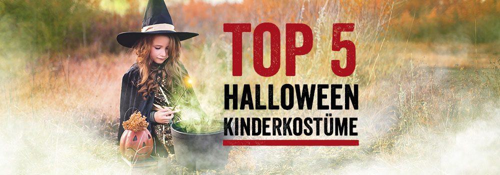 Top 5 Halloween Kostüme Für Kinder Zum Selber Machen