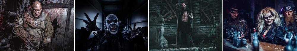 Europa-Park Horror Nights Traumatica 2019