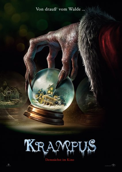 Krampus - Raffle for theatrical release
