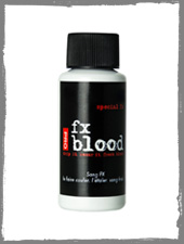 Fake blood in Horror-Shop.com
