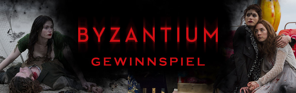 Win a brilliant film pacts to Byzantium on Horror-Shop.com