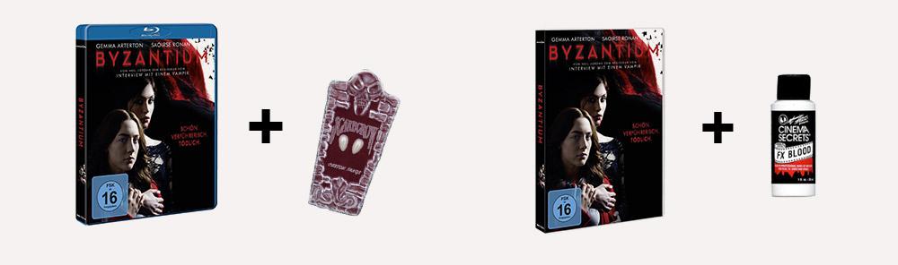 Byzantium Sweepstakes | horror-shop com