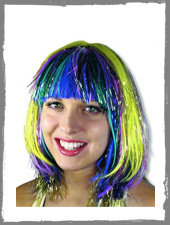 Colorful Party Wig