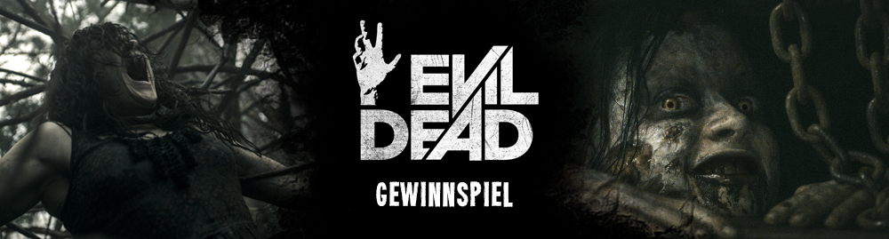 Evil Dead Sweepstakes