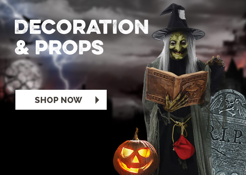 Halloween Decoration & Props