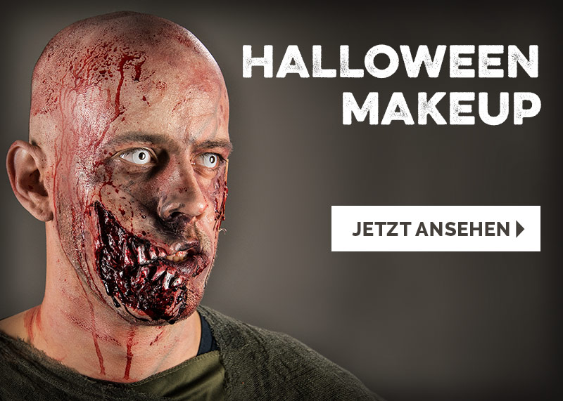 Halloween Special FX Make-Up
