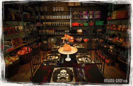 Horror-Shop.com Showroom