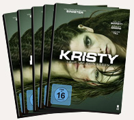 Kristy - from 7 August BluRay and DVD