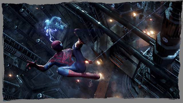 The Amazing Spider-Man 2 gewinnspiel on Horror-Shop.com