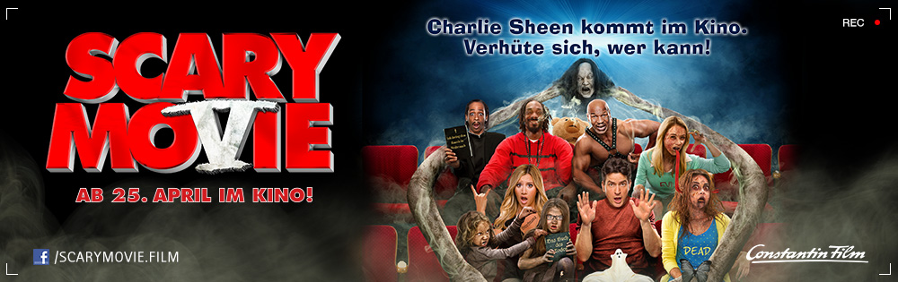 Scary Movie 5 Lottery Now Part And Win