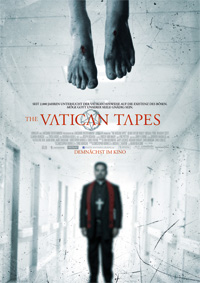 The Vatican Tapes - Raffle for theatrical release