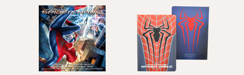 Win the soundtrack of the Amazing Spiderman